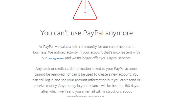 PayPal Blocks M-Pesa Linked Accounts Over Fraud