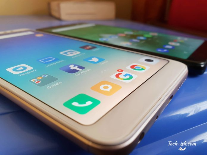Xiaomi Redmi Note 5's Display