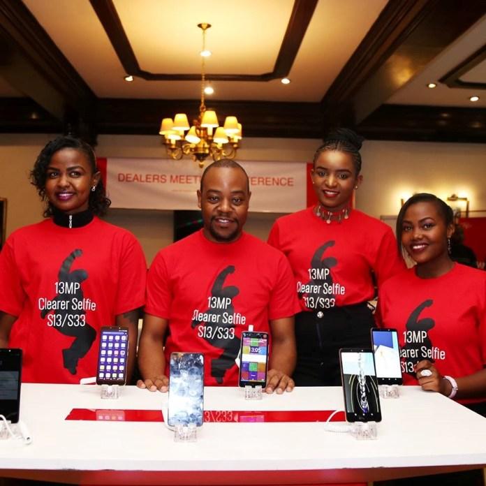 itel S13 Launch Kenya