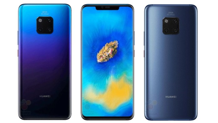 Huawei Mate 20 Pro Official