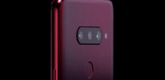 LG V40 Triple Camera