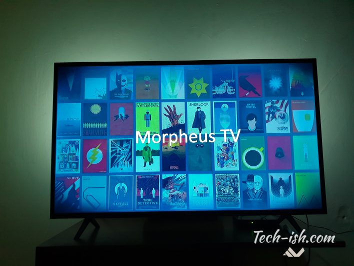 Morpheus Android TV