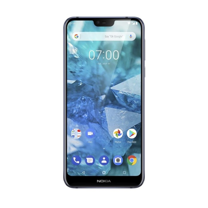Nokia 7.1 Kenya 2018