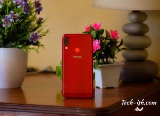 TECNO camon 11 review