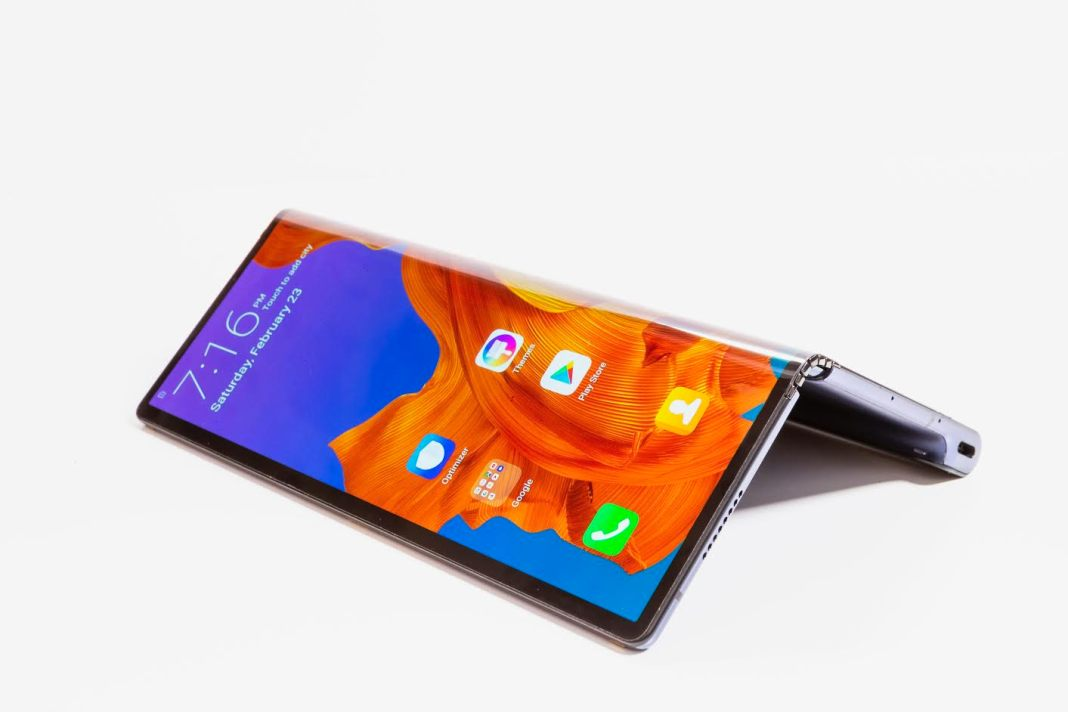 Huawei Mate X Kenya Foldable