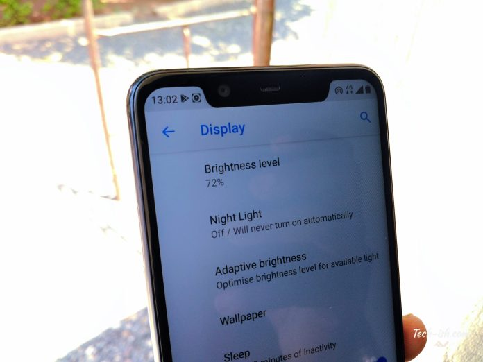 Nokia 5.1 Plus Notch Display