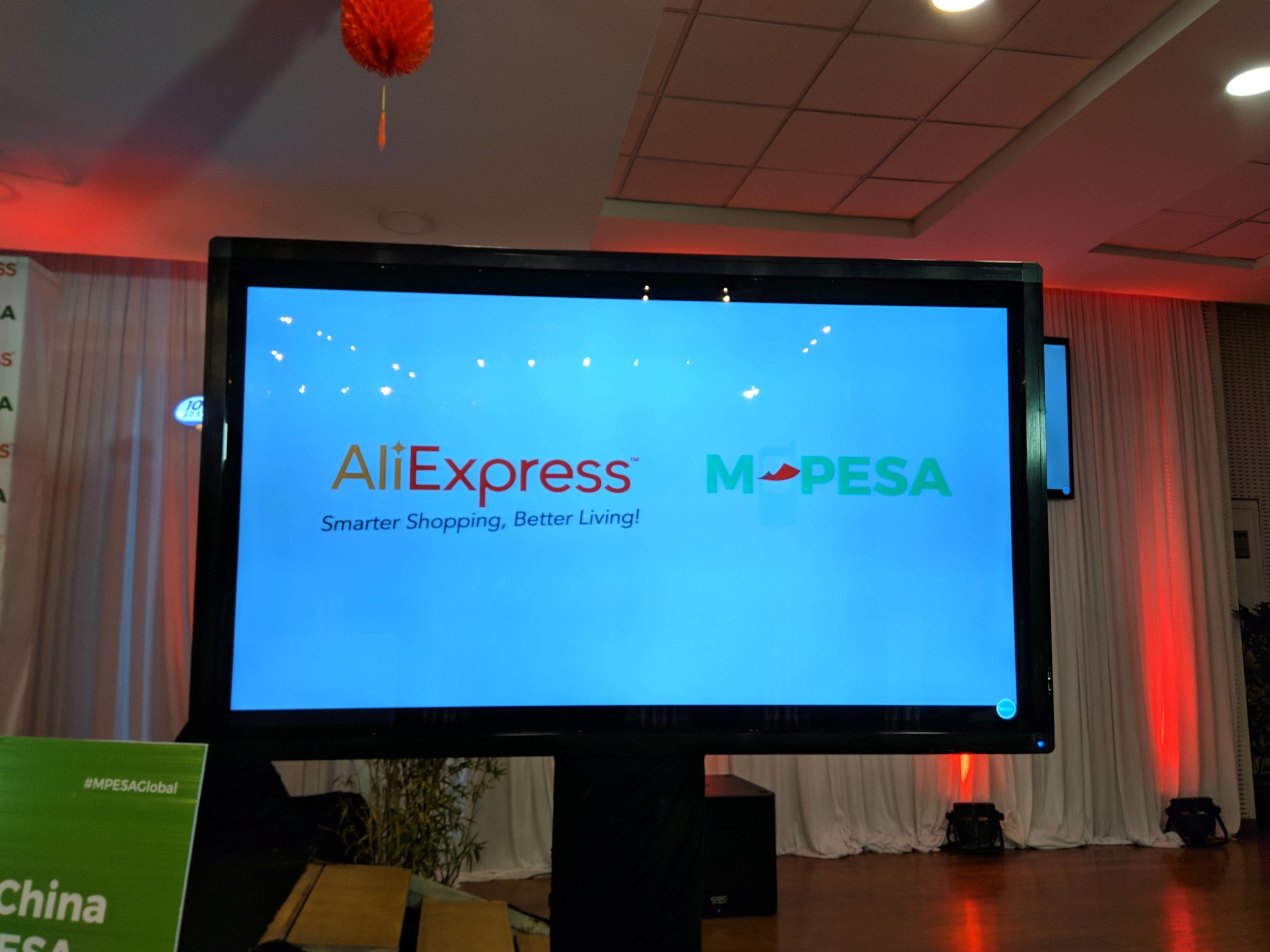 Aliexpress Mpesa Payments
