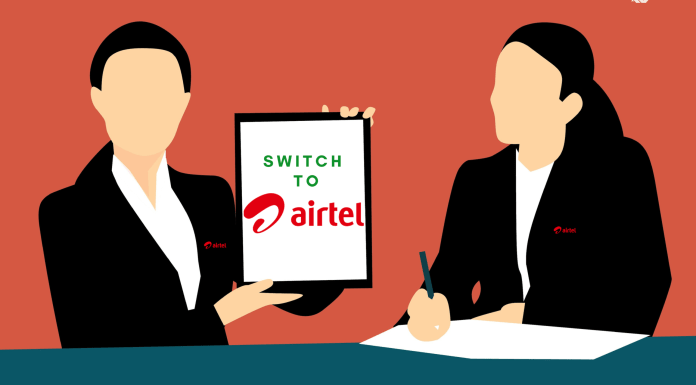 Switch to Airtel Kenya Campaign