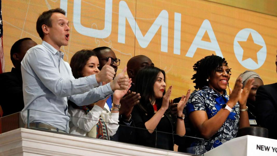 """iN AfRiCA tHeRE's noT eNoUGH dEVEloPers"" says Jumia CEO"