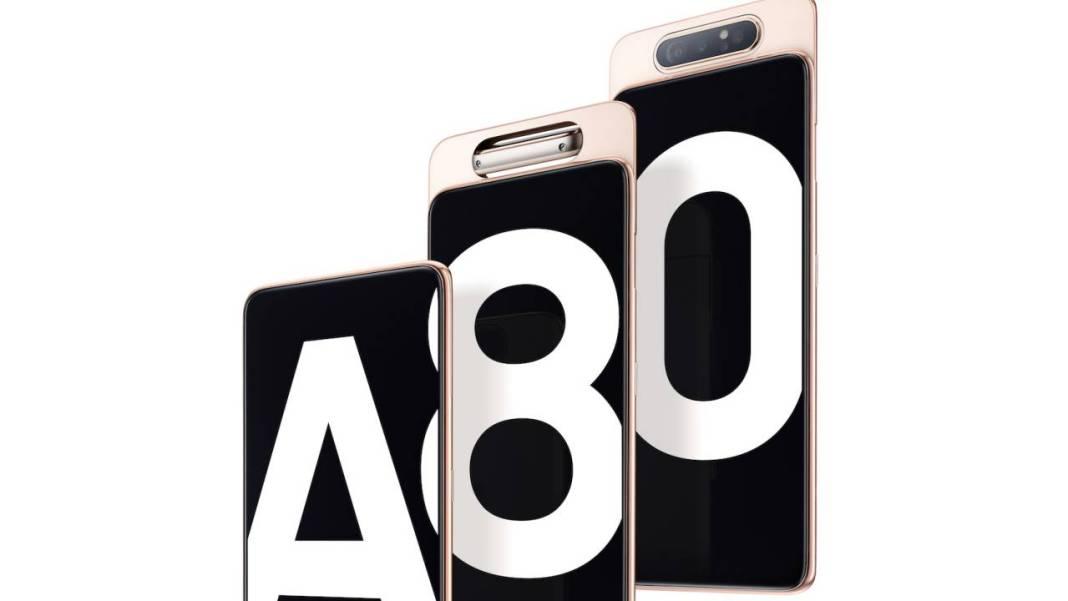 Samsung Galaxy A80 Kenya