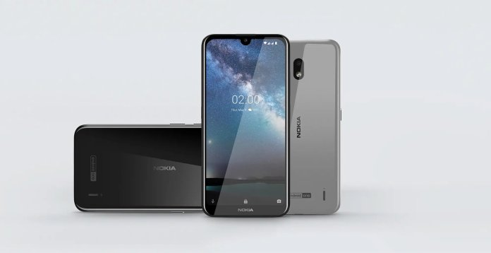 Nokia 2.2 now available in Kenya starting at KES 10,200