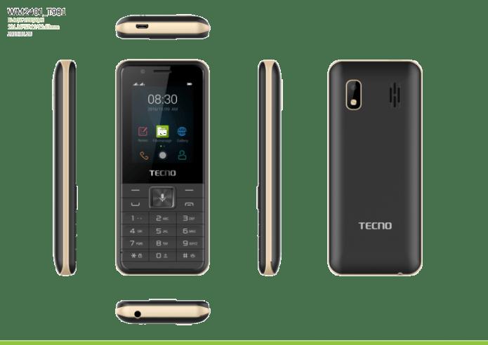 TECNO T910 KaiOS