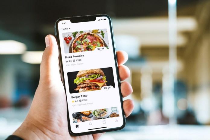 Bolt Food App