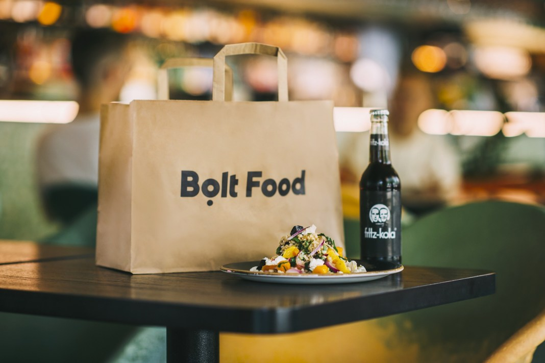Bolt Food Delivery Business