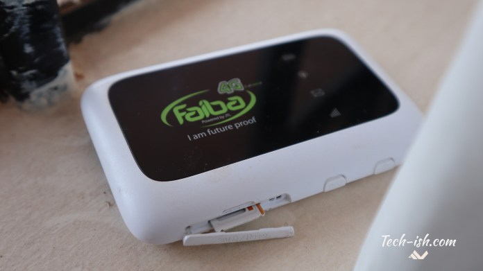 Faiba4G Mifi Review
