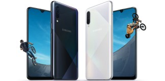 Samsung Galaxy A30s and Samsung Galaxy A50s