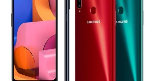 Samsung Galaxy A20s Kenya