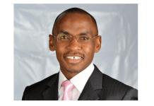 Safaricom CEO Kenya Peter Ndegwa