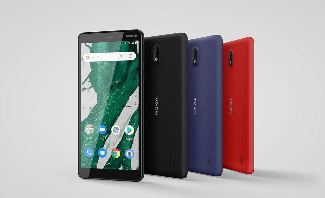 Nokia 1 Plus down to KES. 6,999 for Jumia Black Friday
