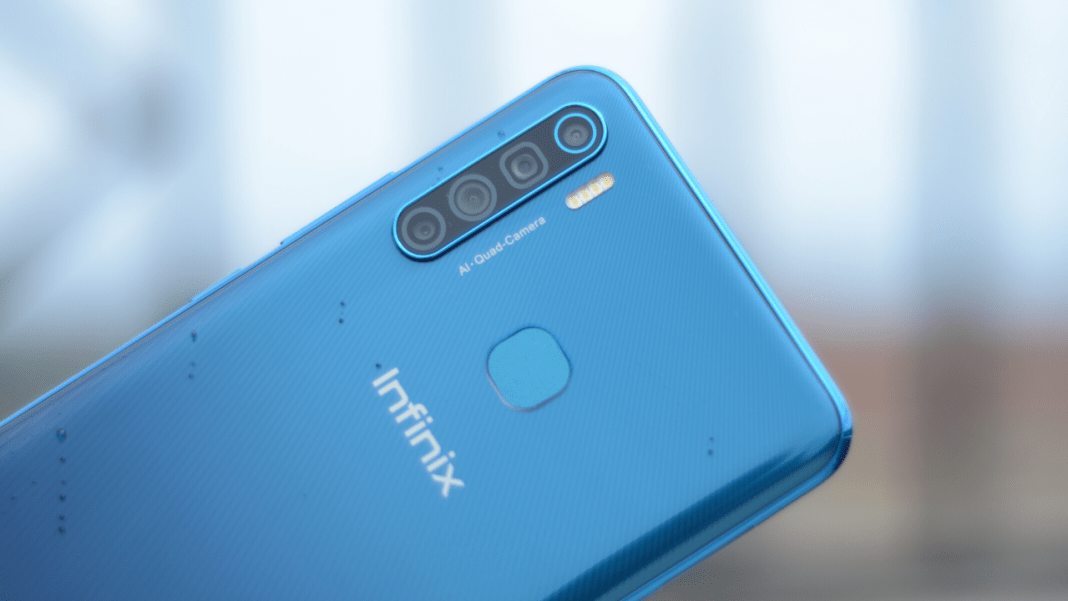 Infinix S5 Camera Review