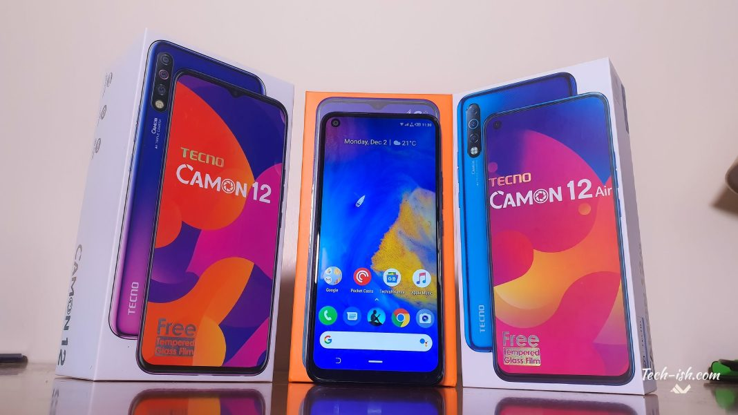 TECNO Camon 12 BUUPASS Christmas Deal