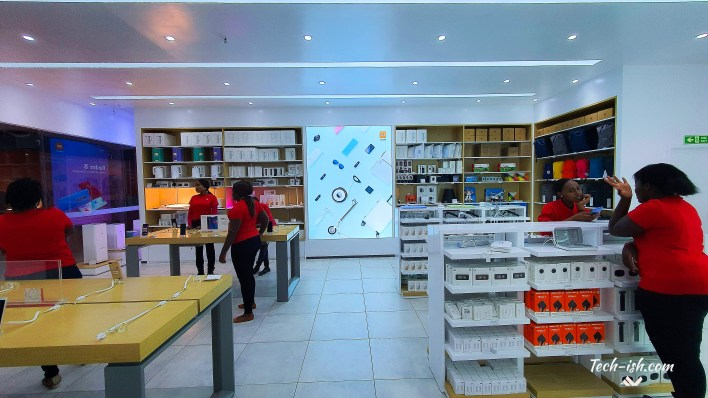 Xiaomi Sarit Centre Home