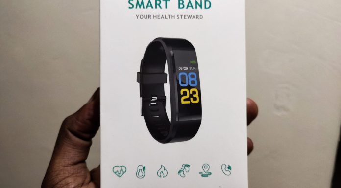 Smart band Giveaway