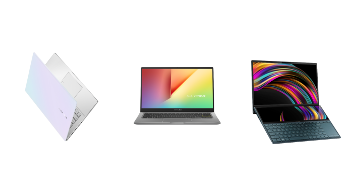 ASUS Debuts Latest VivoBook and ZenBook Series Lineup at CES 2020