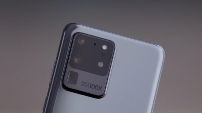 Samsung Galaxy S20 Ultra Kenya