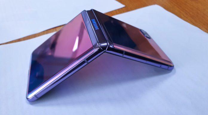 Samsung Galaxy Z Flip Kenya