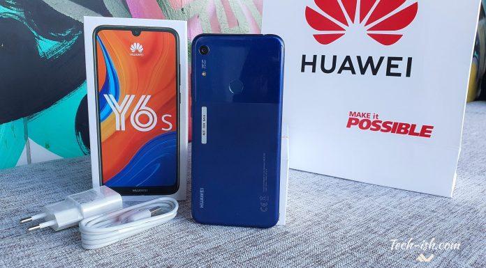 Details on Pre-ordering the Huawei Y6s in Kenya