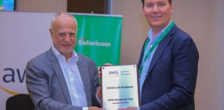 Safaricom has announced a strategic agreement with Amazon Web Services (AWS), which will see the Telco become a reseller of AWS services.
