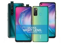 TECNO Camon 15 and Camon 15 Pro