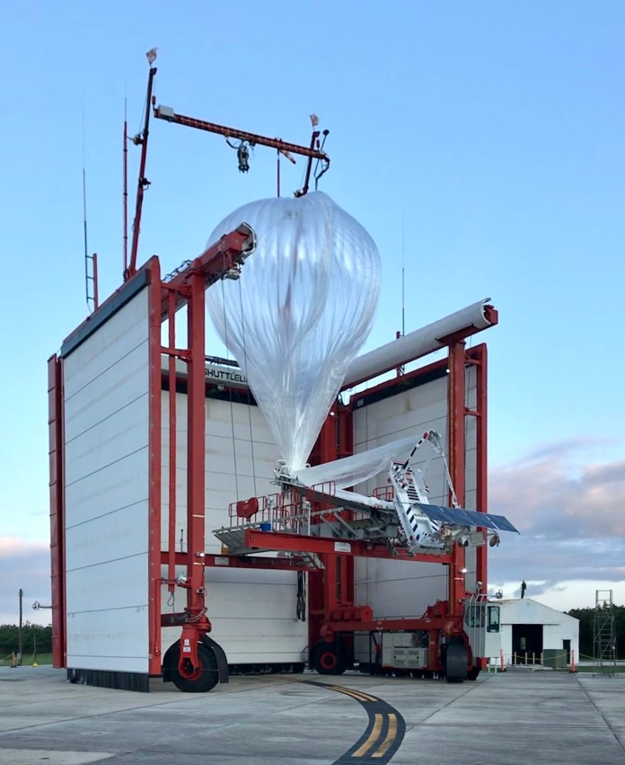 Loon dispatches additional balloons to Kenya