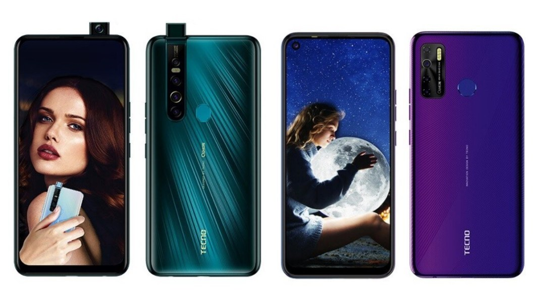 TECNO Camon 15 Premier and Camon 15 Air to be available in Kenya soon