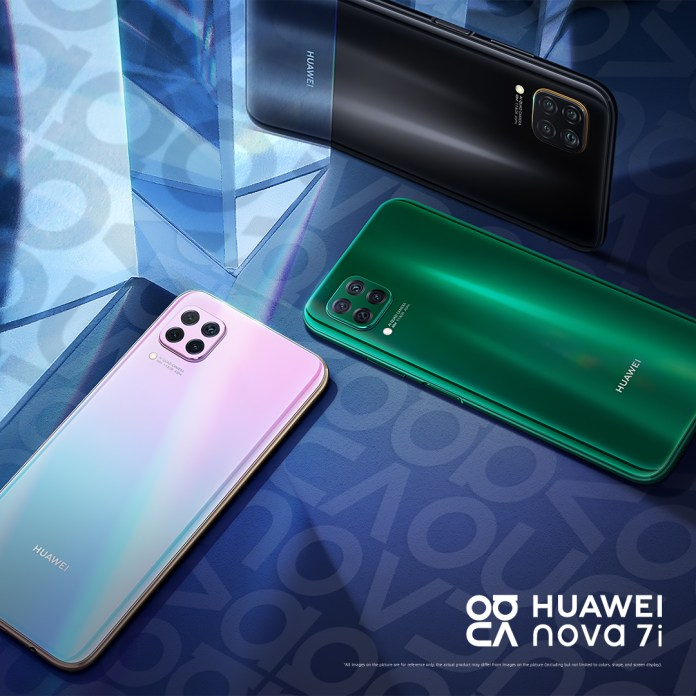 Huawei is bringing the Nova 7i to Kenya
