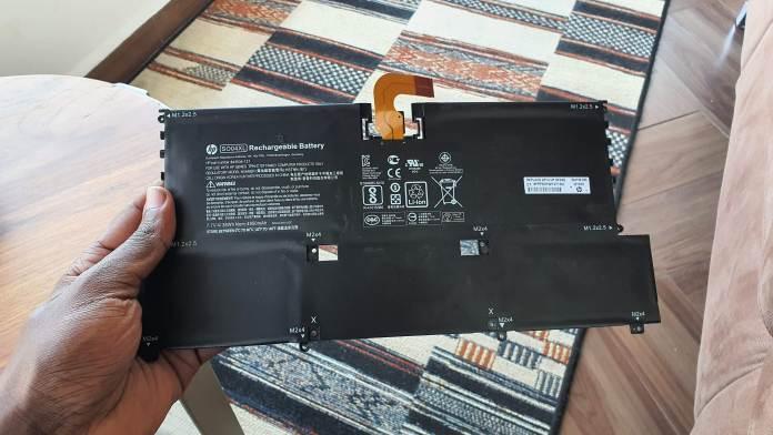 HP Spectre 13 2016 Battery