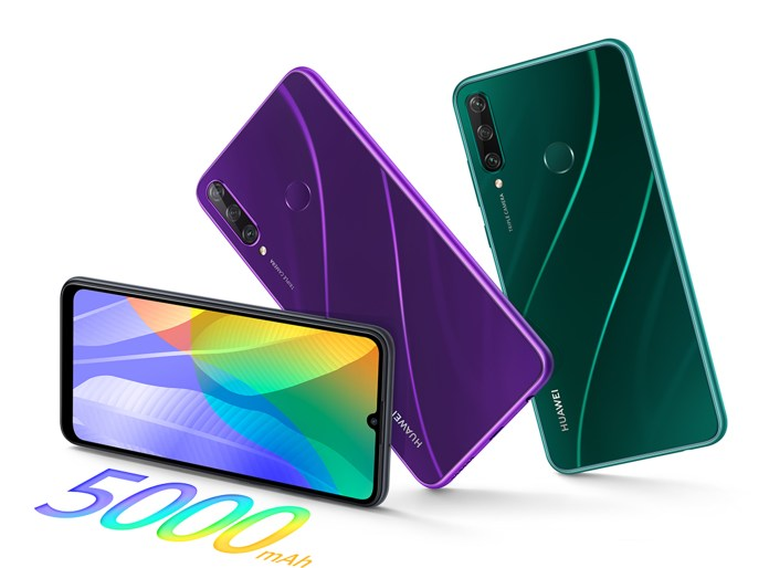 Huawei Y6p Full Specifications and Price in Kenya