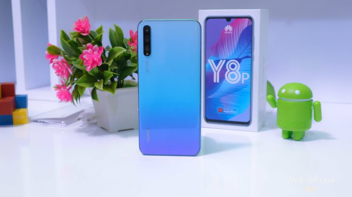 Huawei Y8p Unboxing and First Impressions