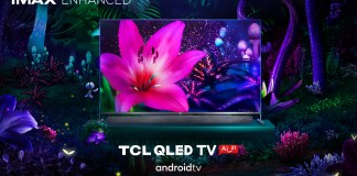 TCL Electronics, one of the leading players in the global TV industry and leading consumer electronics company today announce the X915 Android QLED series' global certification with IMAX® Enhanced for its extraordinary audiovisual features and large display.