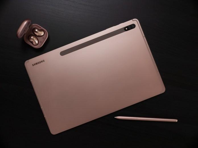 Samsung Tab S7 and Tab S7+ Kenya