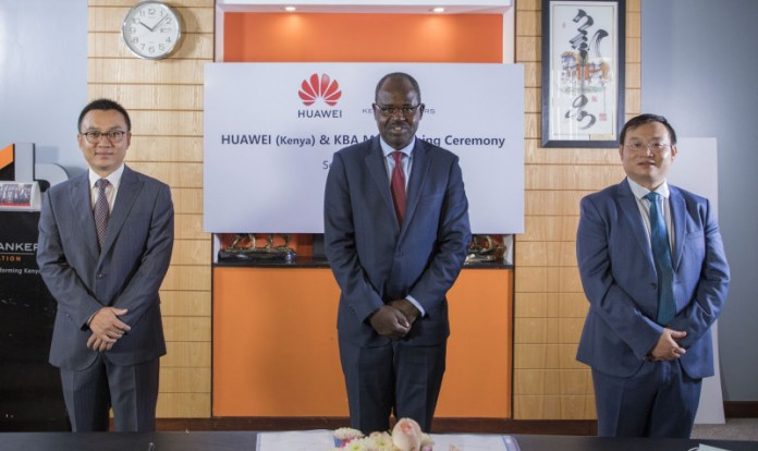 Huawei partners with Kenya Bankers Association to boost financial inclusion
