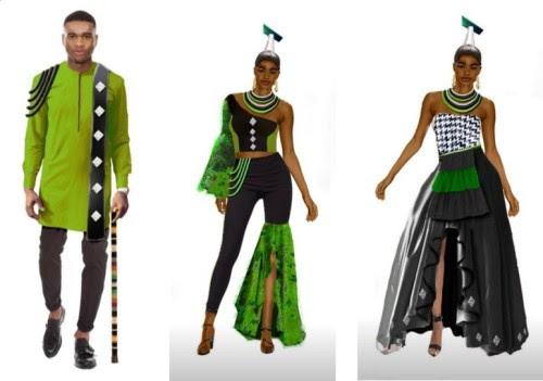 Infinix Zero 8 Fashion Sally Karago
