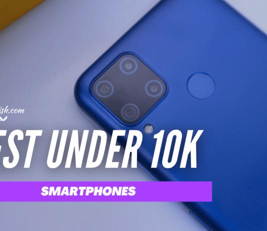 Best Under 10k Smartphones in Kenya