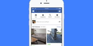 Facebook has today announced the official rollout of Marketplace, a product that Facebook says offers a convenient destination where Facebook users can discover, buy and sell items from others in their local communities.