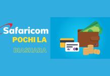 How to sign up for Pochi la Biashara: