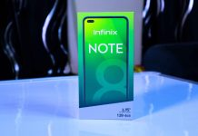 Infinix NOTE 8 Price in Kenya
