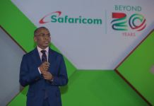 Safaricom Half Year Results 2020