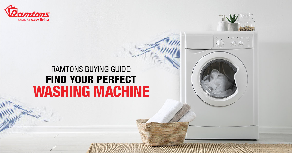Buying Guide: How to Find the Perfect Washing Machine