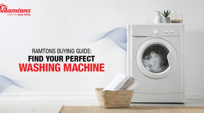 Ramtons Buying Guide Find Your Perfect Washing Machine